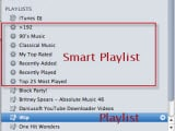 What is an iTunes Playlist and Smart Playlist?