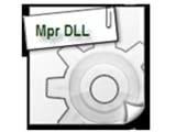 What is and How to Fix Mpr.dll Error