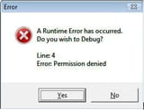 Ways to Fix Runtime Error in Internet Explorer