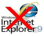 How to Uninstall Internet Explorer 9/8/7