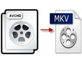 How to Convert AVCHD to MKV in Mac/Windows