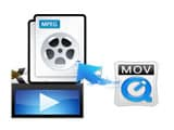 How to Convert MOV to MPEG in Mac/Windows