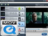 MOV Converter - Convert MOV (Quicktime) to video and convert video to MOV (Quick