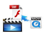 How to Convert QuickTime MOV to SWF in Mac/Win (Windows 10 included)
