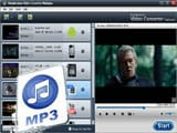 Convert Audio and Extract MP3 from Video with MP3 Converter