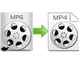 How to Convert MPG to MP4 in Mac/Win (Windows 10 included)