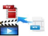 How to Convert MTS to FLV