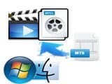 How to Convert MTS to MPG/MPEG
