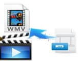 How to Convert MTS to WMV