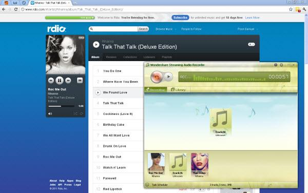 rdio to google music