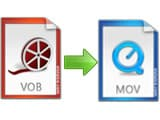 How to Convert VOB to QuickTime MOV in Mac OS X Lion/Windows