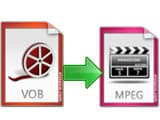 How to Convert VOB to MPEG in Mac/Win (Windows 8)