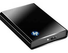 hp hdd recovery