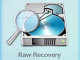 Wondershare Data Recovery - Raw Recovery
