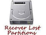 How to Recover Lost Partition in Mac