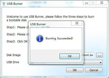 create bootable usb