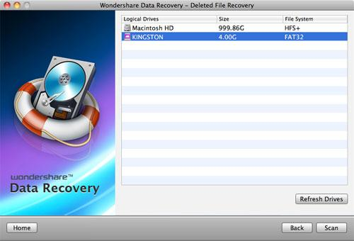 hfs data recovery