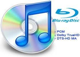 bluray audio