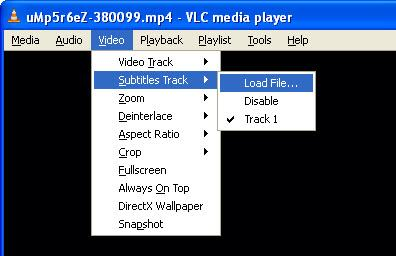 add subtitle during DVD playback