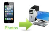 How to Transfer Photo Library from iPhone to Computer