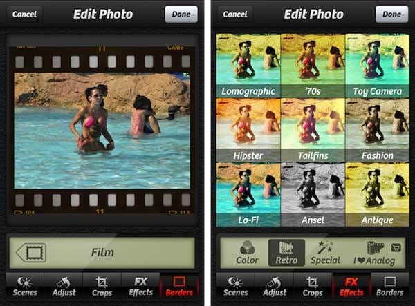 best free photo editing app for iphone