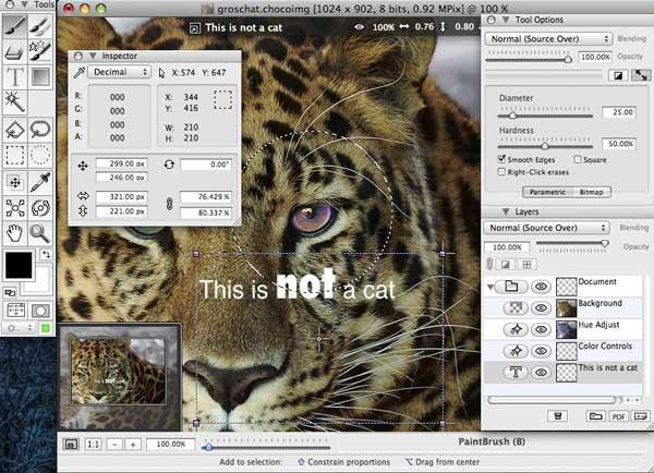 free mac photo editor