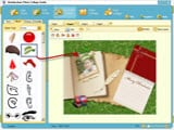 Add Scrapbook Clip art to Retouch Your Scrapbookings