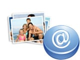 How to Email Pictures as a Slideshow