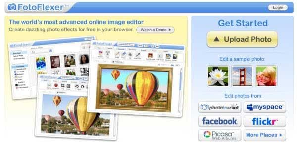 free online picture editor