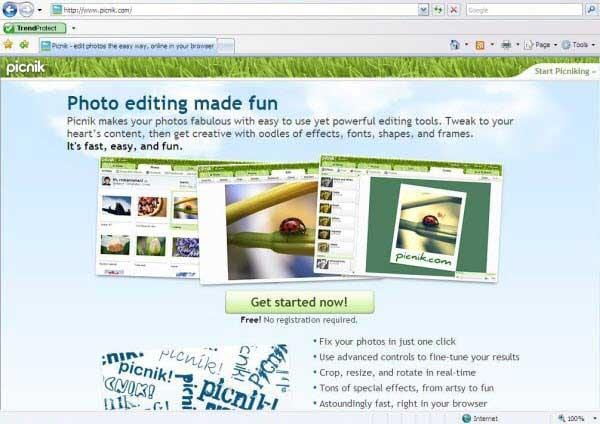 photo editor free online