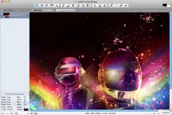mac photo editor software