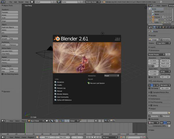 after effects alternative blender
