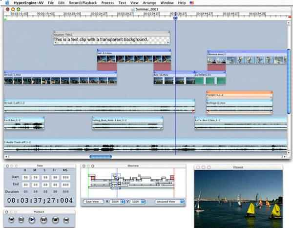 Top 10 best free video editing software in 2019 for mac users.