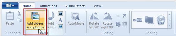 windows live movie maker tutorial
