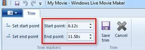 how to use windows live movie maker