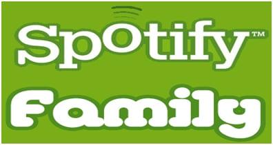 listen to spotify unlimited via spotify family