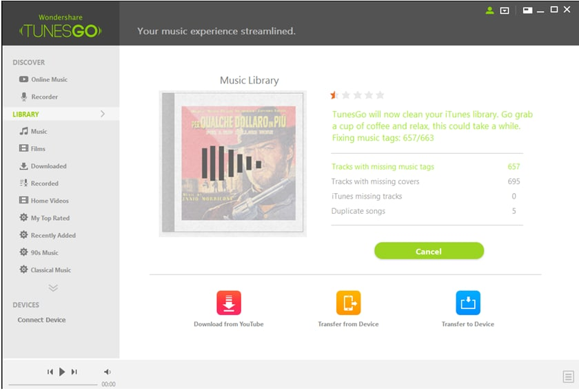 Automate clean up and organize your iTunes music library