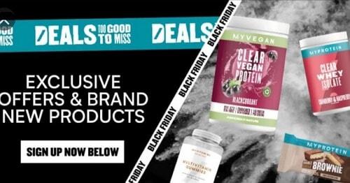 Exclusive New Deals