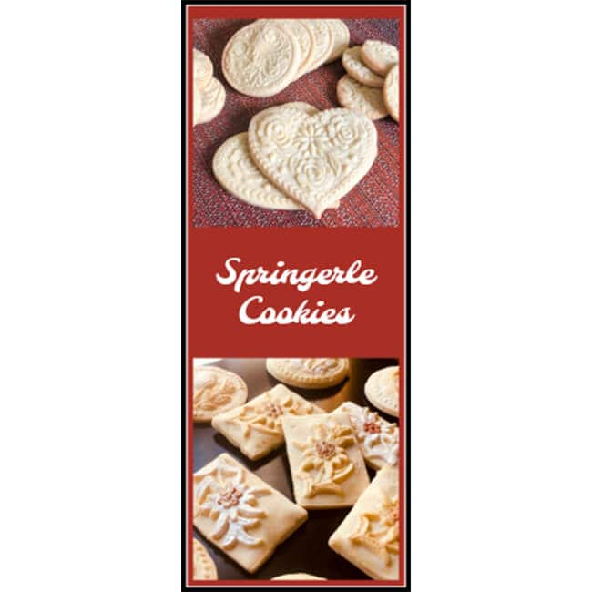 Springerle Cookie