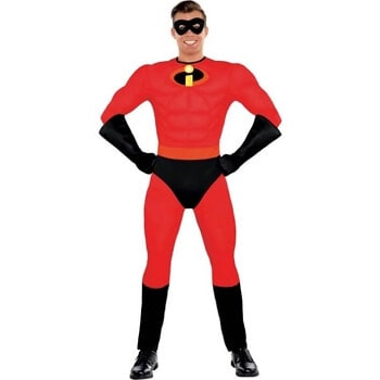 Mr.Incredible Muscle Costume