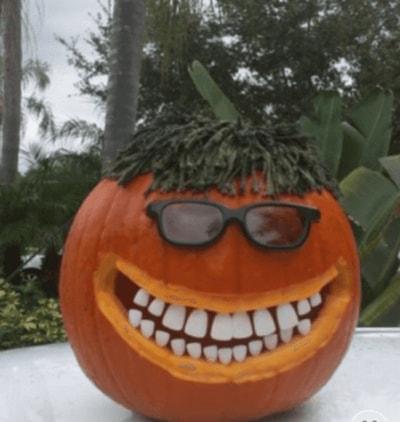Beachy Pumpkin