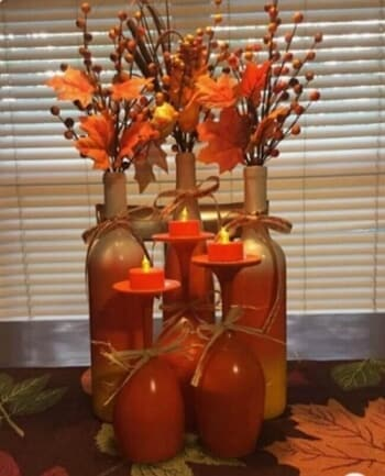 Autumnal Centerpiece