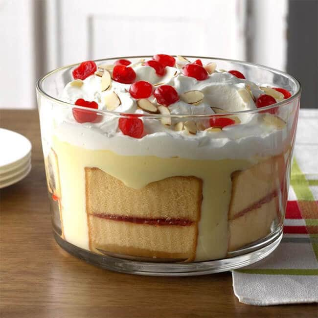 Grandma's English Trifle
