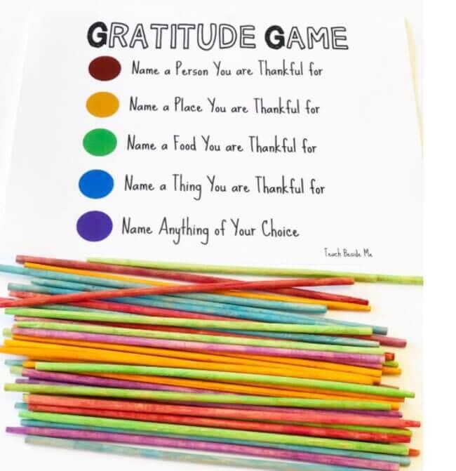 Gratitude Game