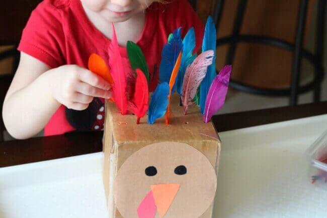 Turkey Feathers