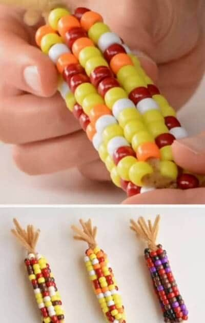 Beaded Corn
