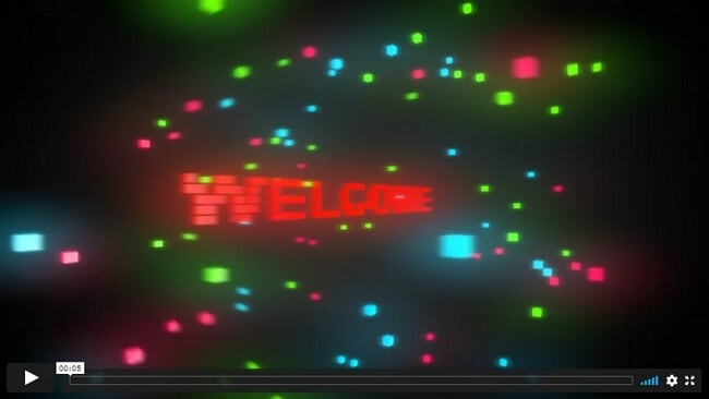 free intro template - 4