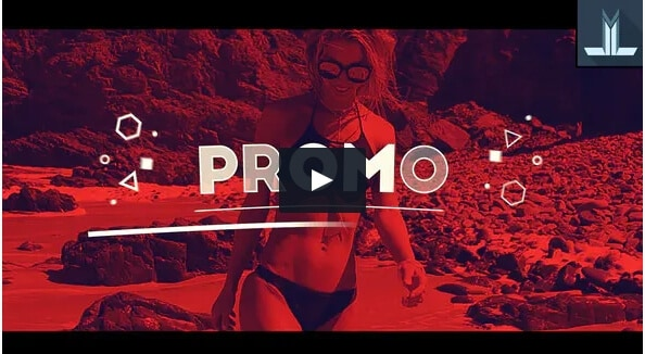 most popular intro template - 2