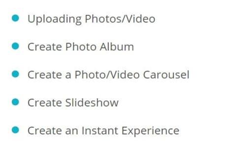 make slideshow