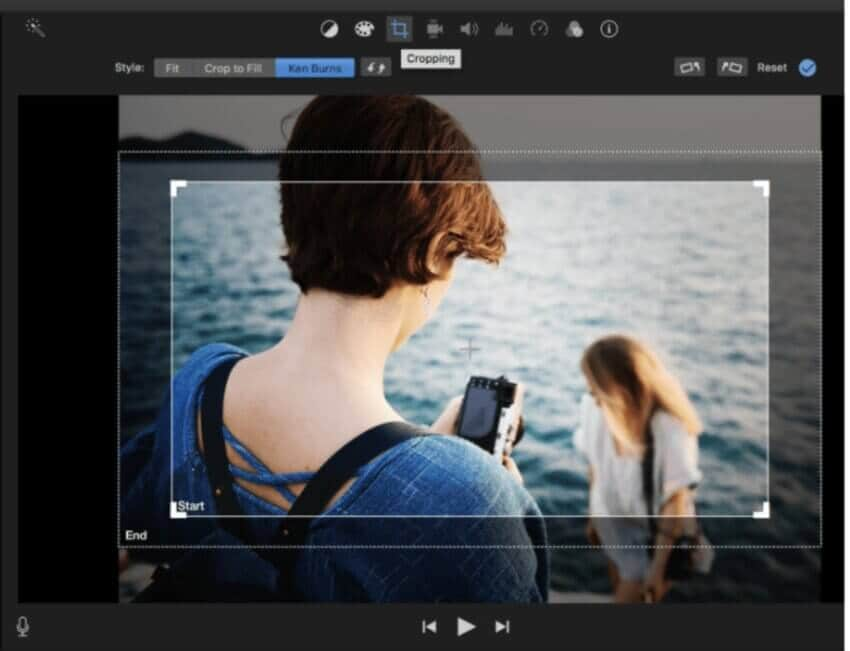 imovie slideshow 5